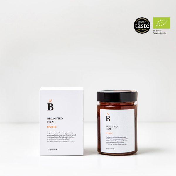 Βιολογικό Μέλι Πεύκου 420gr
