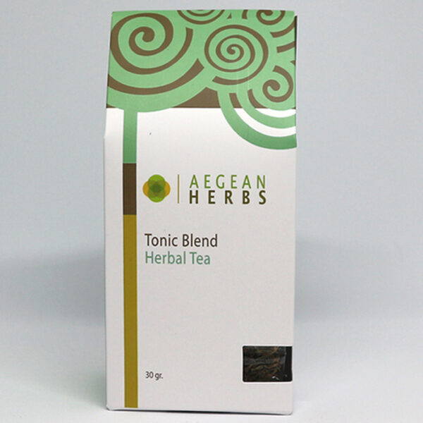 Queen's Blend Herbal Tea