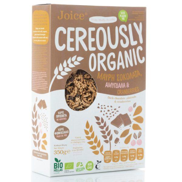 Βιολογικά Δημητριακά με Πορτό Φυστικού
