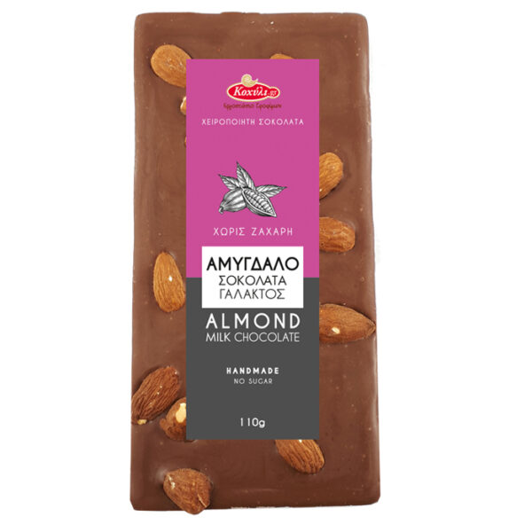 Choco Minis-NUTS & MORE 100gr